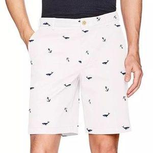 IZOD Saltwater Relaxed Cassics Shorts Nautical